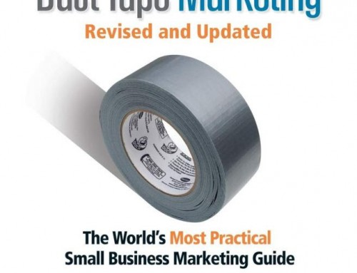 5 essential small-business marketing books