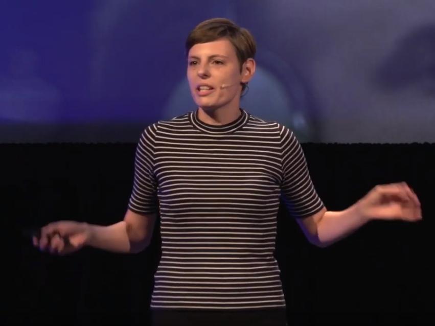 Jottful CEO Dawn Verbrigghe entrepreneurship speaker talk