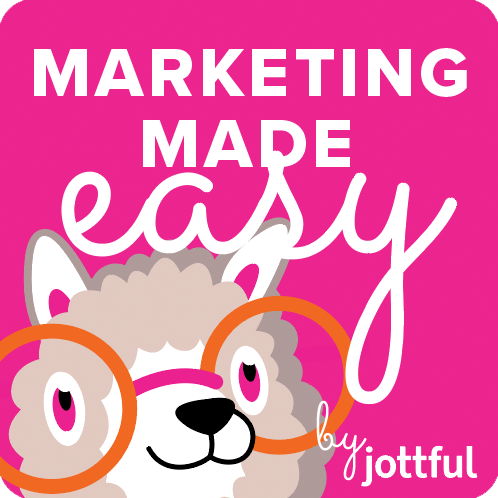 Marketing Made Easy video and podcast cover art