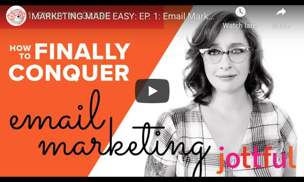 Email marketing video and podcast