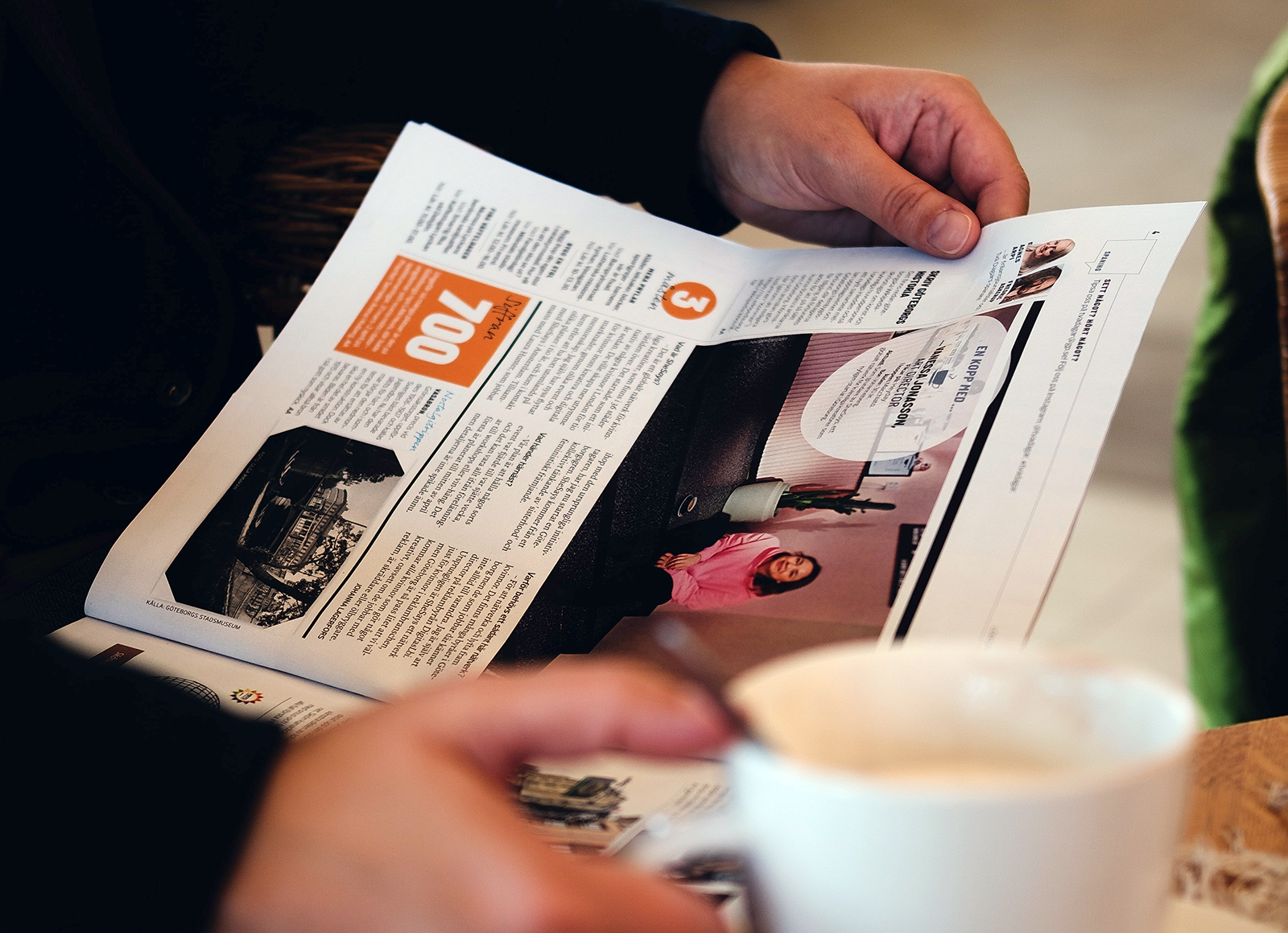 get your business get noticed by contributing an article to a publication