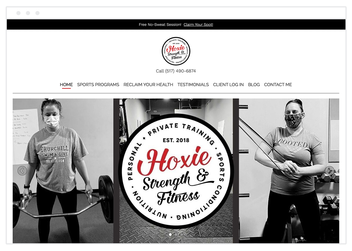 Hoxie Strength & Fitness